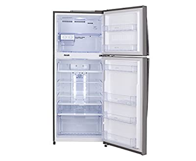 LG GL-M472QPZL Frost free Double-door Refrigerator (420 Ltrs, 4 Star Rating, Noble Steel)