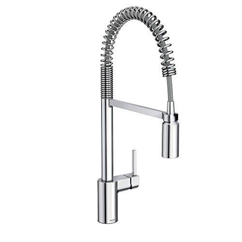 Kohler K 15160 L G Coralais Single Control Pullout Spray: Kohler Kitchen Faucets