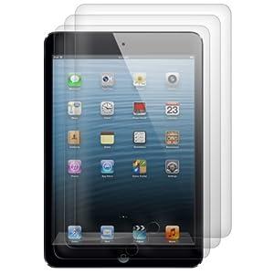 3 x films de protection transparents pour iPad 2 / 3 / 4