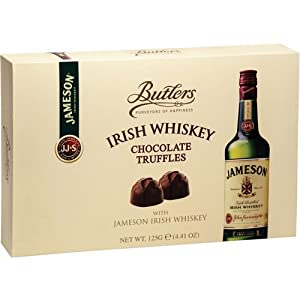 Butlers Jameson Irish Whiskey Chocolate  Truffles