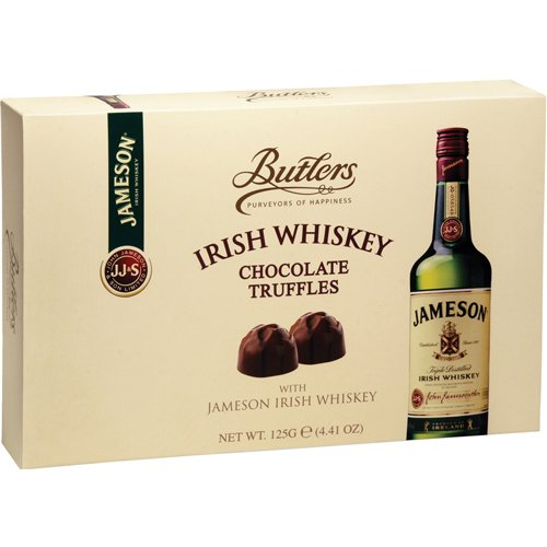 Butler's Jameson Irish Whiskey Truffles