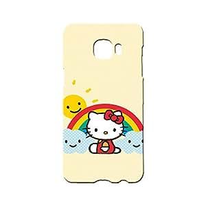 BLUEDIO Designer Printed Back case cover for Samsung Galaxy C5 - G5713