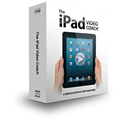 The iPad Video Coach - A Complete Step-By-Step iPad Video Guide