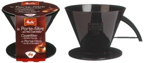Melitta 136056 infliggergli plastica caffè filtro per filtro sacchetti, dimensioni 1 x 4