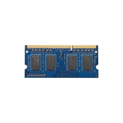 hewlett-packard-4-gb-1-x-4-gb-ddr3-sdram-1600-mhz-ddr3-1600-pc3-12800-14-v-non-ecc-unbuffered-204-pi