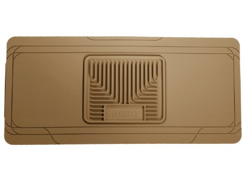 Husky Liners 53003 Heavy Duty Floor Mat Center Hump; Tan; Universal; For Use w/o Shifter Or Console; (Jeep Cherokee Center Console 1994 compare prices)