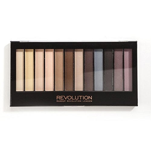 Makeup Revolution London Redemption Palette Essential mattes