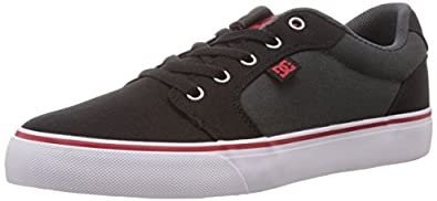 DC Anvil Tx M Shoe Xksk, Herren Sneakers, Mehrfarbig (Black/Grey/Black-Xksk), 38/39 EU