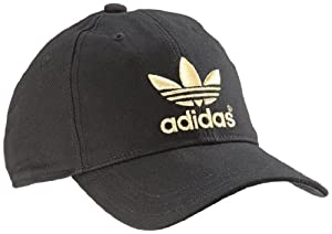 Adidas Cap With Gold Logo
