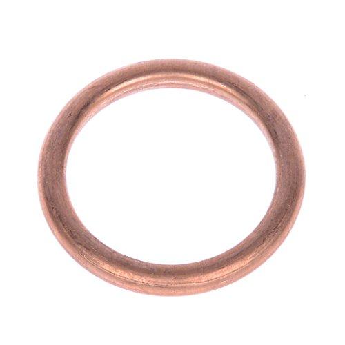 Auspuffdichtung rond extérieur : 35 mm (intérieur) : 28 mm, épaisseur : 4,3 mm pour peugeot buxy fE053 peugeot elyseo 50/50/g1-peugeot 50 elystar g1A injecteur/peugeot-carburateur g1A elystar 50/50-a1 peugeot jetforce injecteur/peugeot jetforce 50 carburateur-a1