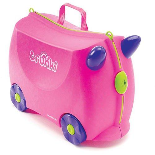 Melissa Doug Trunki Rideon Suitcase Pink