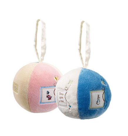 Beatrix Potter Peter Rabbit Chime Ball - Baby Gifts