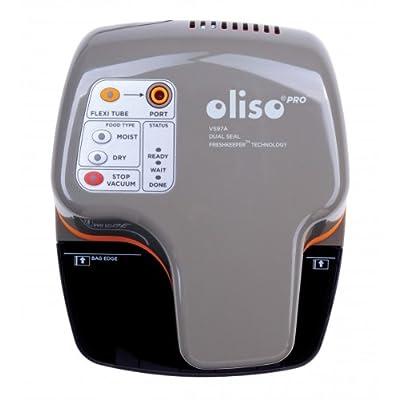 Oliso Pro Vacuum Sealer Starter Kit, Grey from Oliso, Inc - Sporting goods