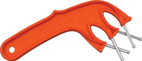 Edgemaker 331O Pro Edgemaker with Orange Unbreakable High-Impact Plastic Handles