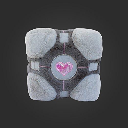 "Portal 7"" Companion Cube Plush"