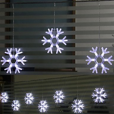 Ggb- Large Snowflakes Led Festival Lamp Outdoor D¨¦Cor Christmas Celebration Decoration