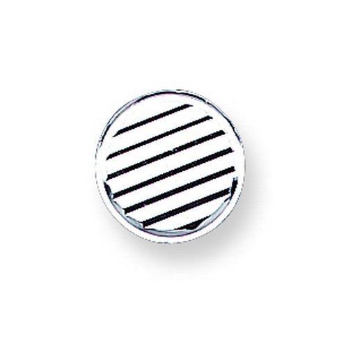 Sterling Silver Tie Tac. Metal Weight- 1.6g