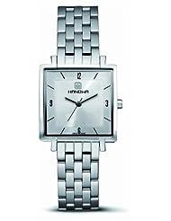 Hanowa Women's 16-7019.04.001 Eleganza Square Stainless Steel Watch