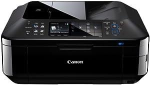 Canon PIXMA MX885 Multifunktionsgerät (4 in 1: Drucken, Kopieren, Scannen, Faxen)