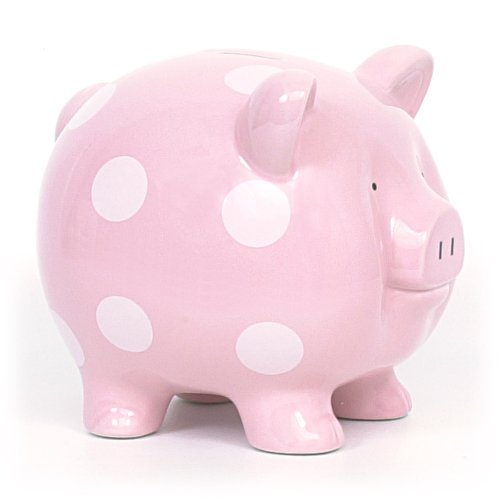 Money banks pinlenders for Large piggy bank with lock