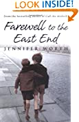 Farewell to the East End by Jennifer Worth book cover