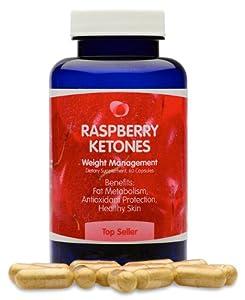 Dermamed Solutions Raspberry Ketones - 60 Ct
