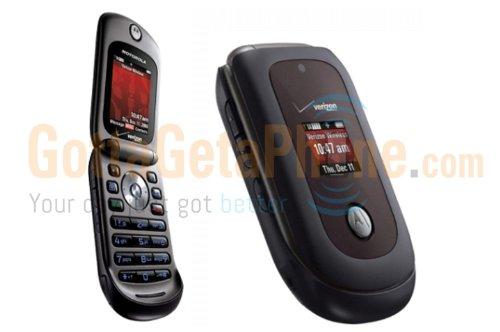 Motorola Vu204 No Contract Camera Bluetooth Cell Phone Verizon Wireless