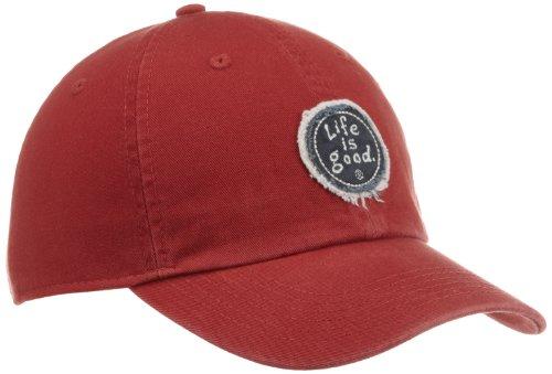 0e94025e9a2 Baseball Caps  Life is Good Men s Tattered Coin Chill Cap (Nantucket ...