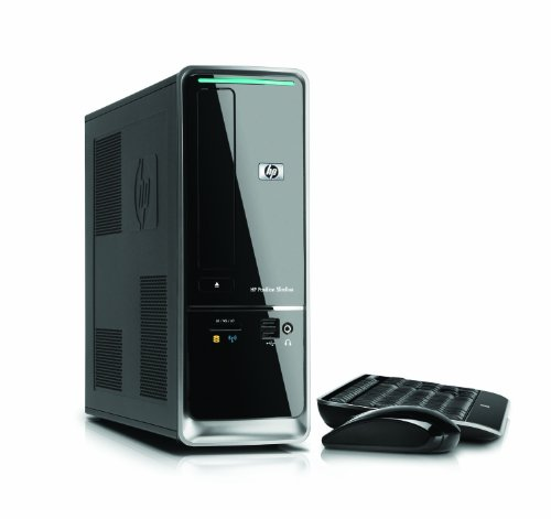 HP Pavilion Slimline s5710f PC (Black)