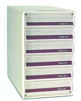 Tissue-Tek® Tissue Tek Filing Cabinet Only
