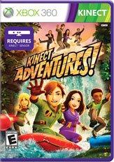 Kinect Adventures Xbox Kinect Game