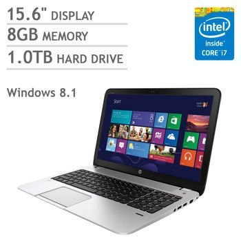 HP ENVY 15t Quad Edition Notebook Laptop PC
