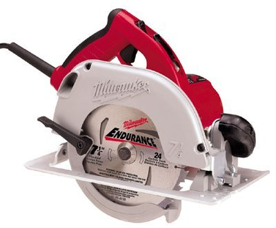 "Milwaukee Electric Tools - 7-1/4"" Circular Saw - 495-6390-20"