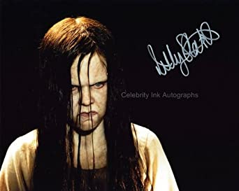 KELLY STABLES as Samara Morgan - The Ring Genuine Autograph at Amazon