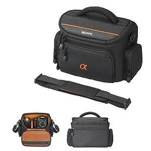 Sony LCS-SC5 Gepolsterte Kamera-Systemtasche schwarz