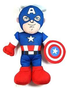 Captain America Super Hero Squad Toys