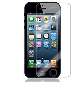 5 ScreenGuard Premium Clear IPhone 5 Screen Protectors