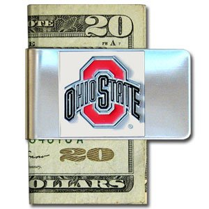 Buy College Large Money Clip - Ohio State Buckeyes by Siski You