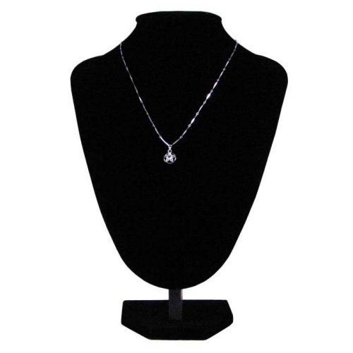 large-black-velvet-necklace-display-bust-29cm-tall-g211