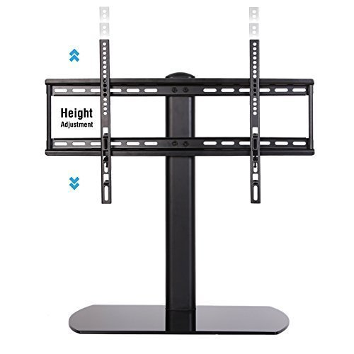Black Friday!Fenge Universal TV Stand/ Base Tabletop TV Stand