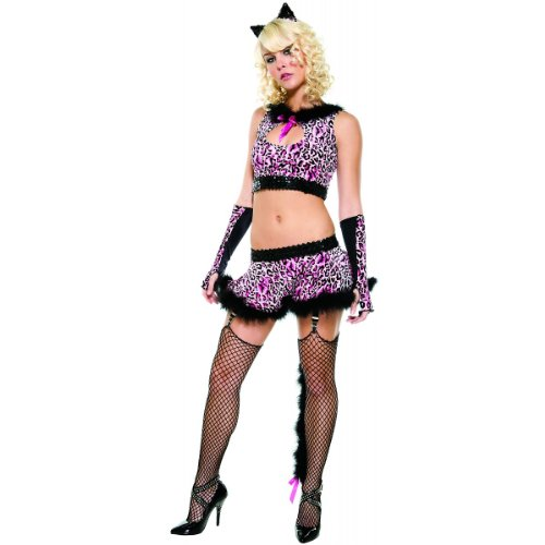 On The Prowl Costume - Small/Medium - Dress Size 2-5