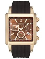 64B115 Men's Accutron Watch in Rich Rose-Gold