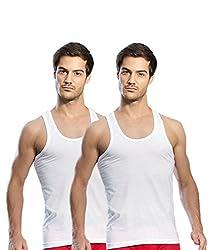 BLIVE Men's Vest Pack of 2 (Small)