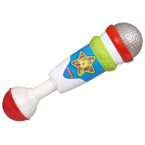 Playskool Rocktivity Shake 'N Groove Microphone Toy - 1