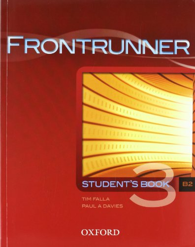 Frontrunner 3: Student's Book with Multi-ROM Pack
