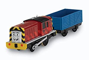 Thomas the Train: TrackMaster Salty with cargo car