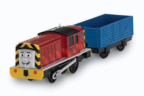 Thomas & Friends: TrackMaster Salty with cargo car