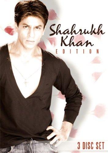 Shahrukh Khan 3er DVD Box, Nr. 4 (Bollywood Temptation 2004 Live-Concert, A date with Shahrukh Khan, Anjaam)