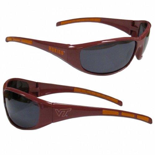 Virginia Tech Hokies - Ncaa Collegiate Wrap Sunglasses
