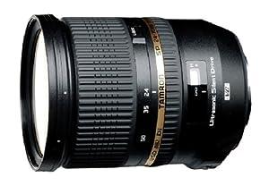 Tamron Objectif SP 24-70 mm F/2,8 Di VC USD - Monture Canon